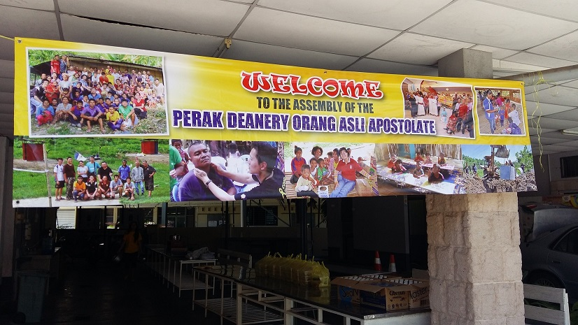 First Assembly of the Perak Deanery Orang Asli Apostolate